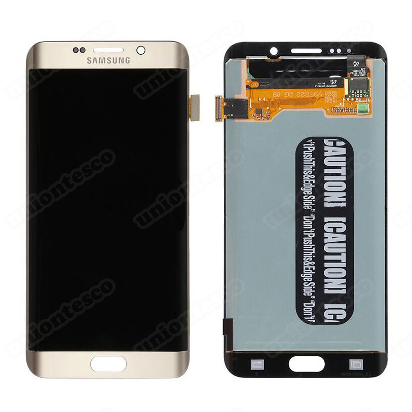 Samsung Galaxy S6 Edge Plus SM-G928 LCD Screen and Digitizer Assembly - Gold