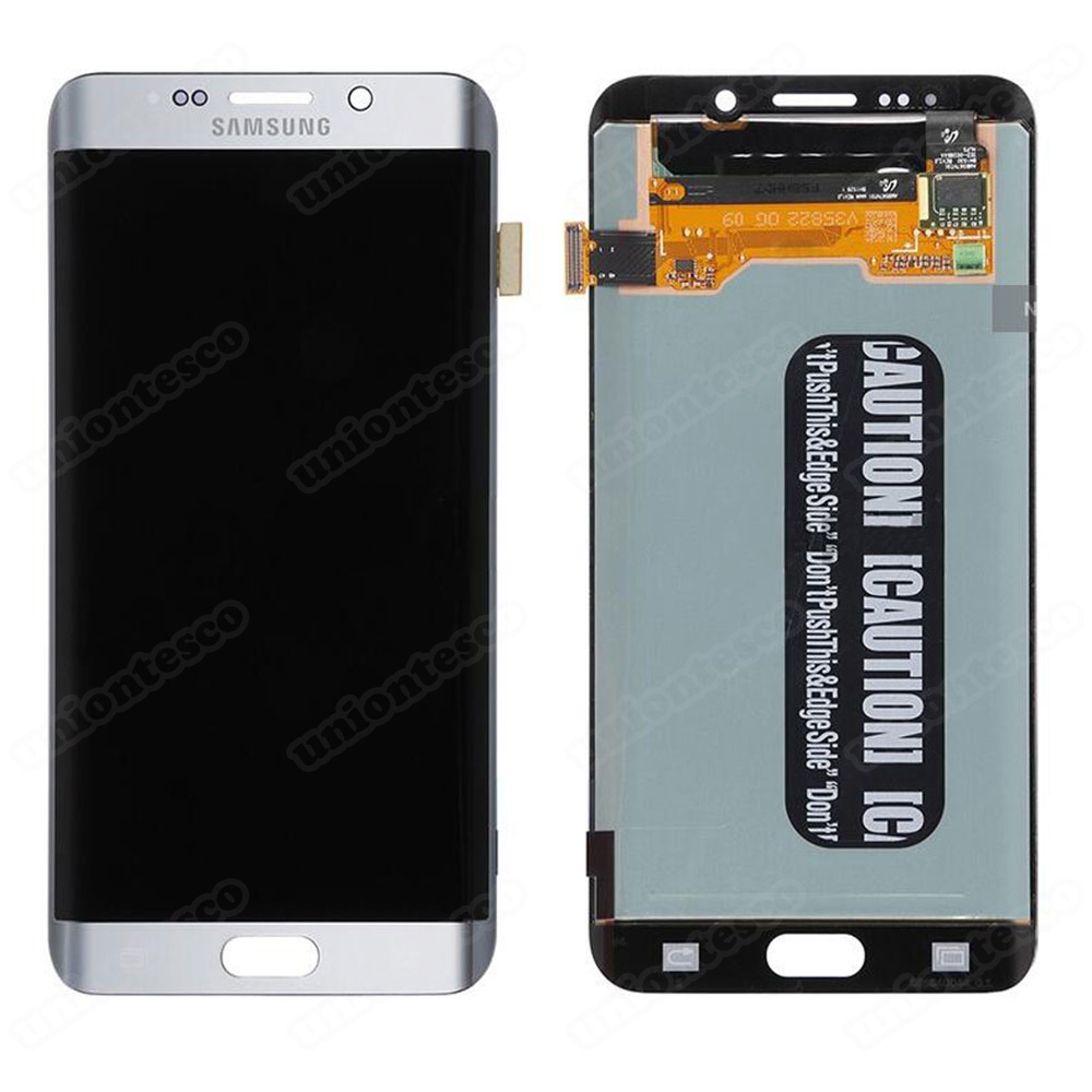 Samsung Galaxy S6 Edge Plus SM-G928 LCD Screen and Digitizer Assembly - Silver