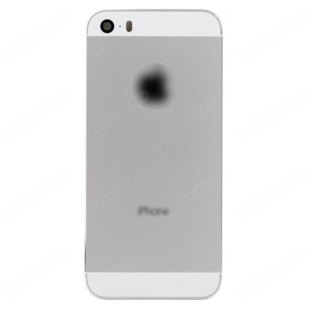 iPhone 5S Back Cover - Silver