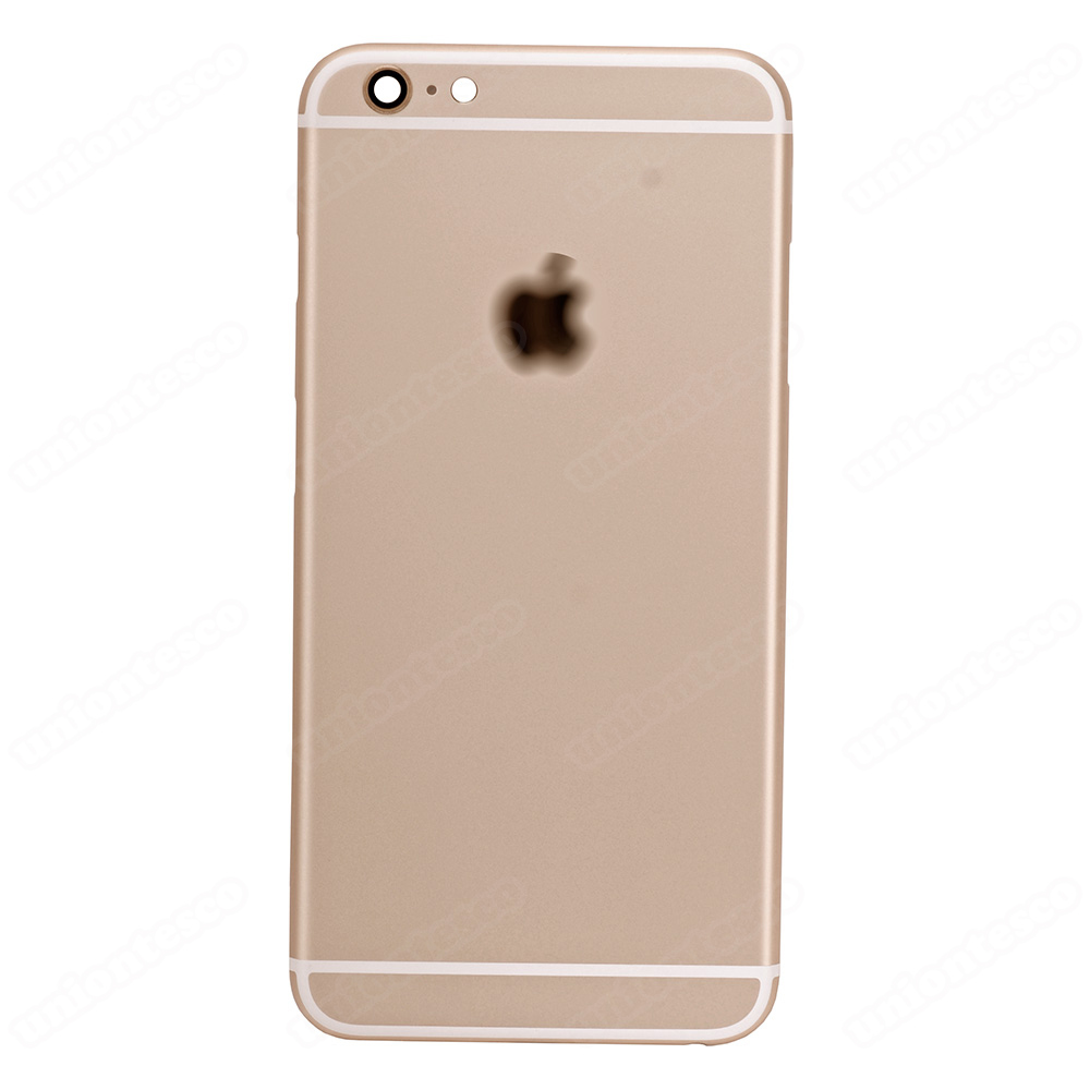 iPhone 6 Plus Back Cover Gold