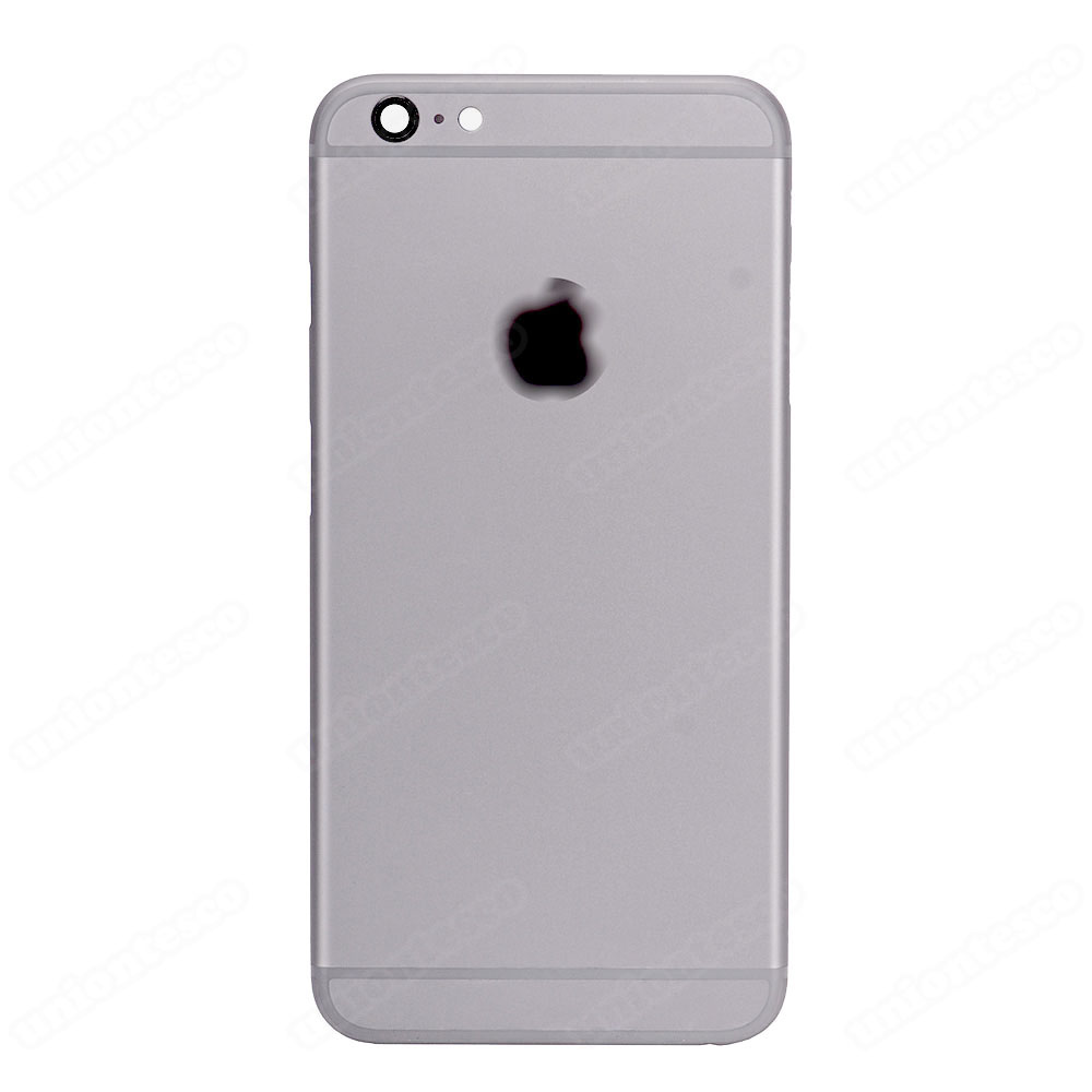 iPhone 6 Plus Back Cover Silver