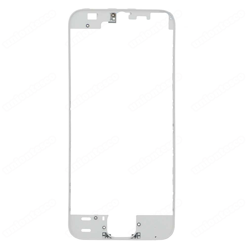 iPhone 5S Front Supporting Frame White