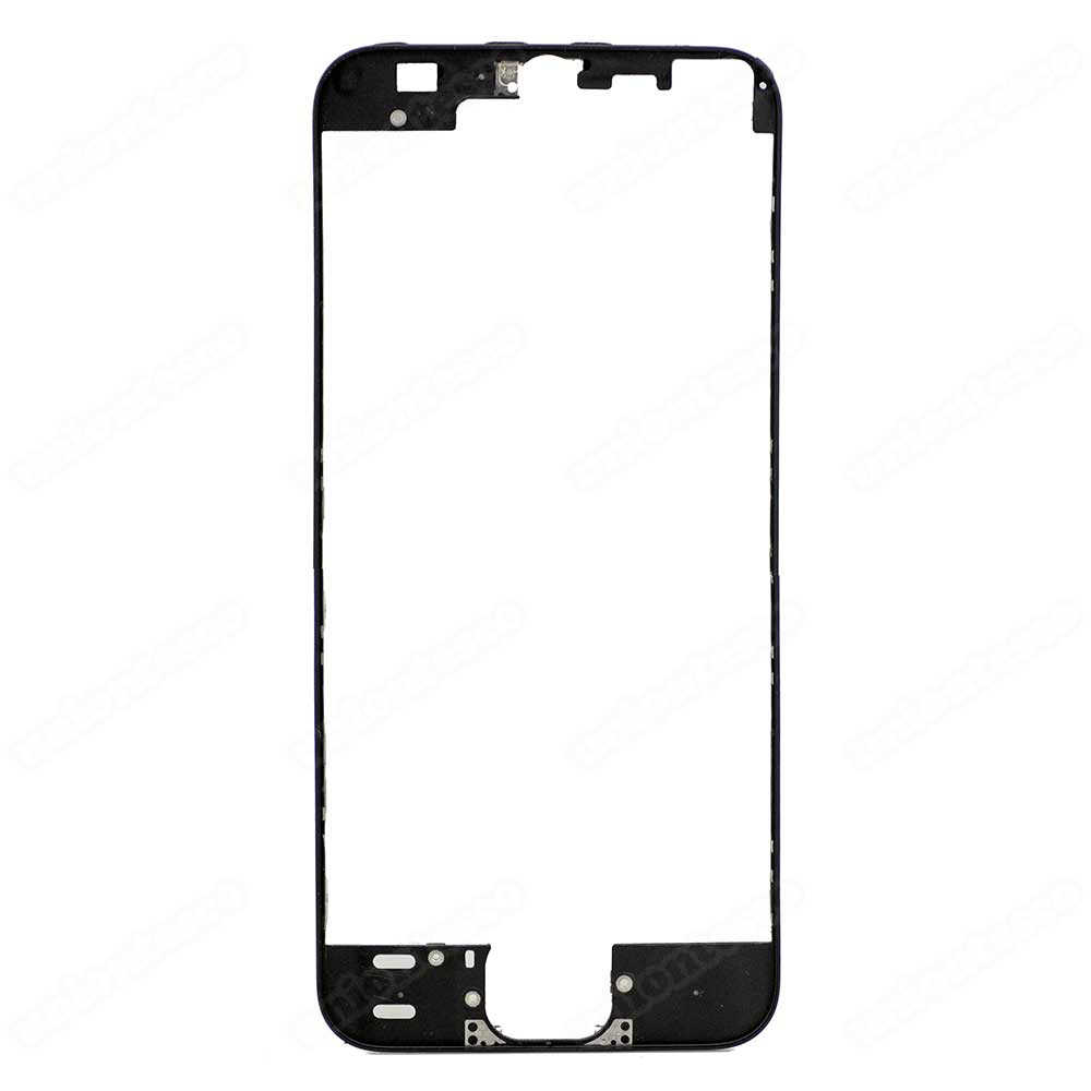 iPhone 5S Front Supporting Frame Black