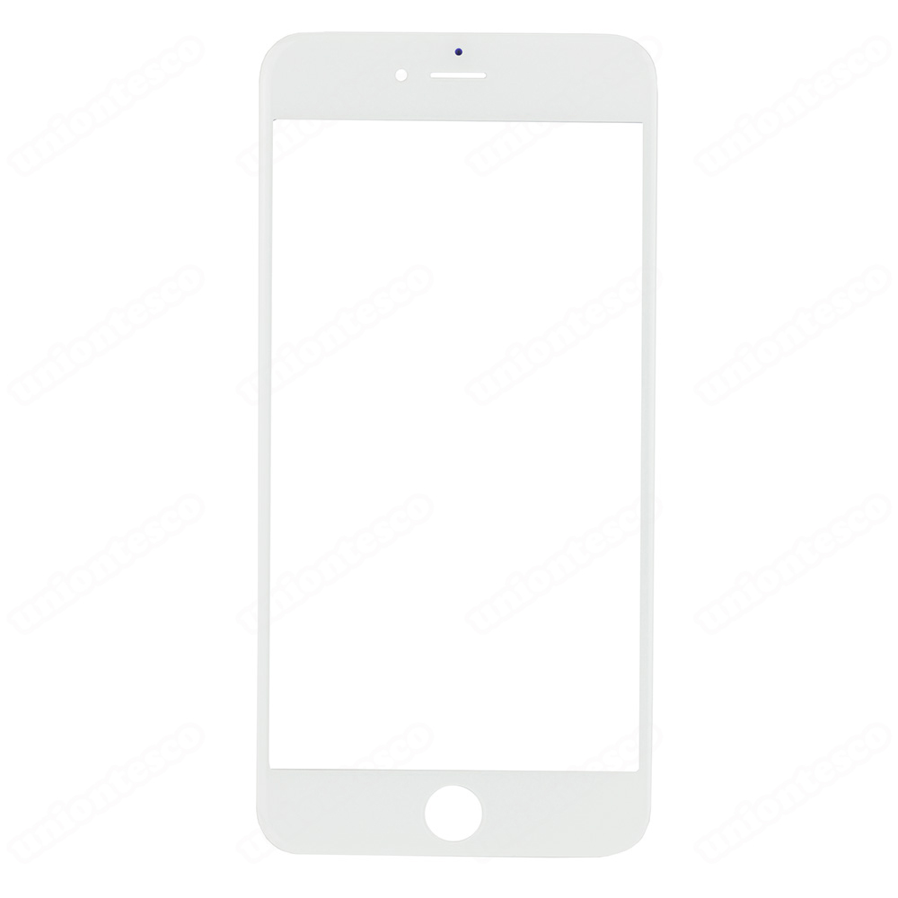 iPhone 6 Plus Front Glass Lens - White