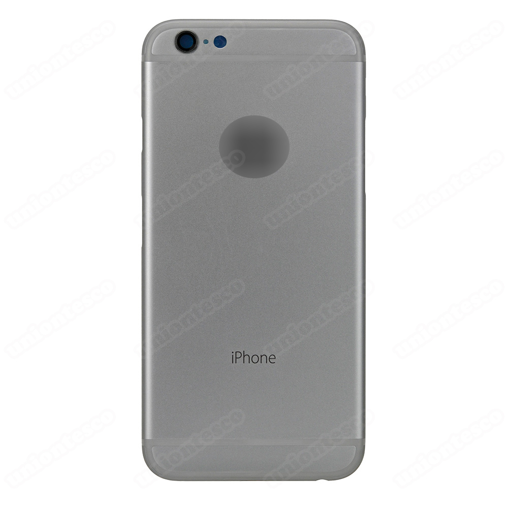 iPhone 6 Back Cover - Gray