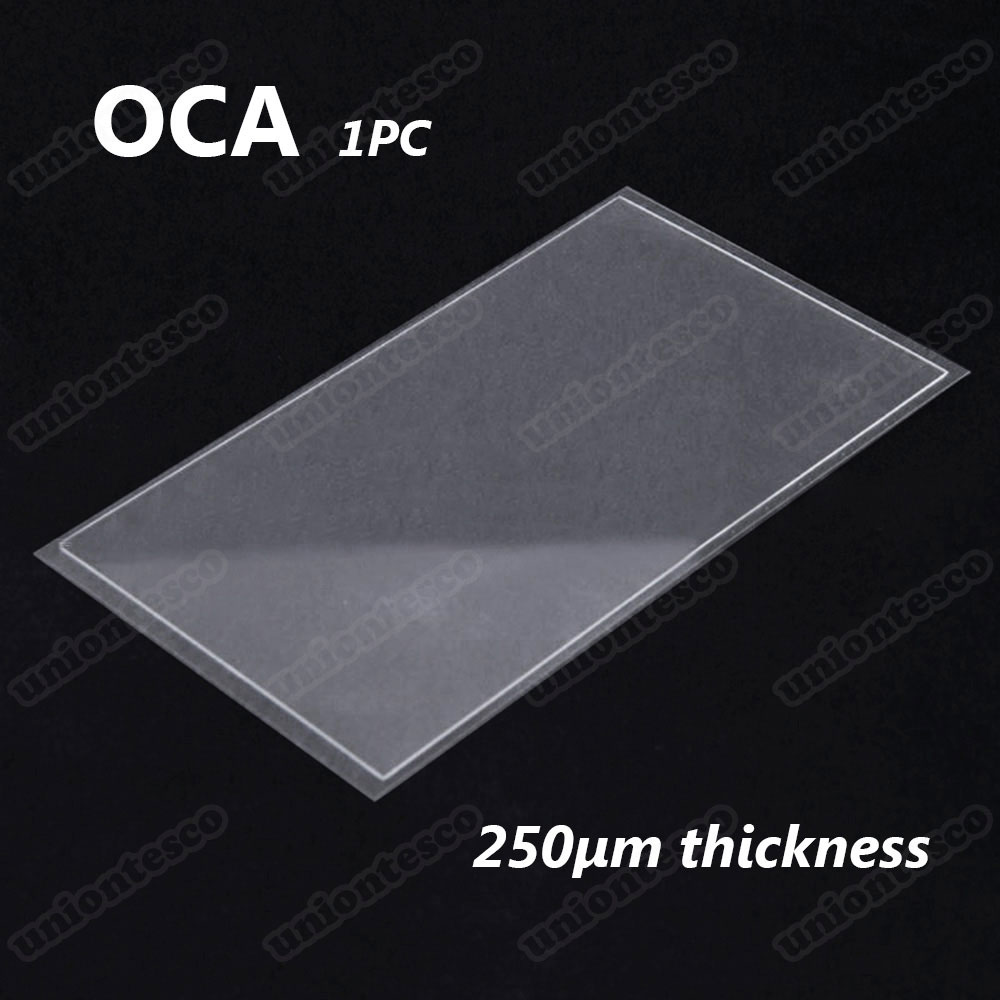 OCA Optical Clear Adhesive for iPhone 5&5S&5C LCD Digitizer, Thickness 0.25mm