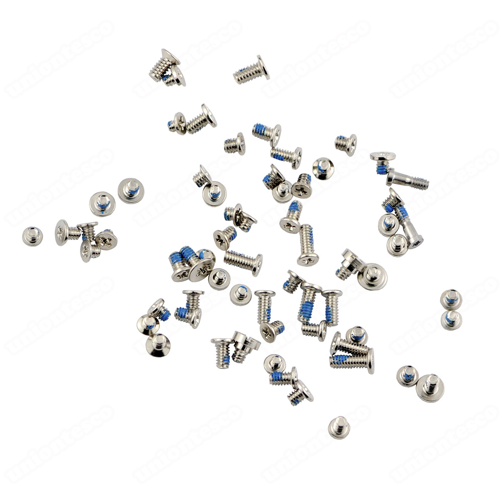 iPhone 6 Plus Screw Set - Silver
