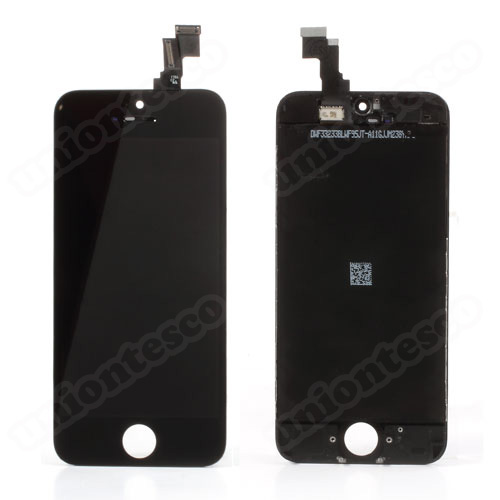 iPhone 5C LCD with Digitizer Assembly Black