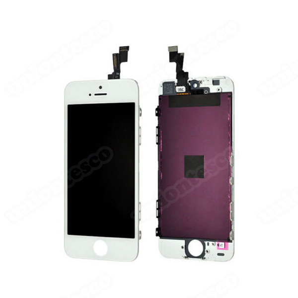 iPhone 5C LCD with Digitizer Assembly White