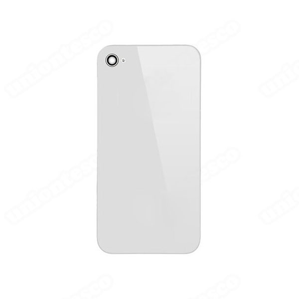iPhone 4 Back Glass White