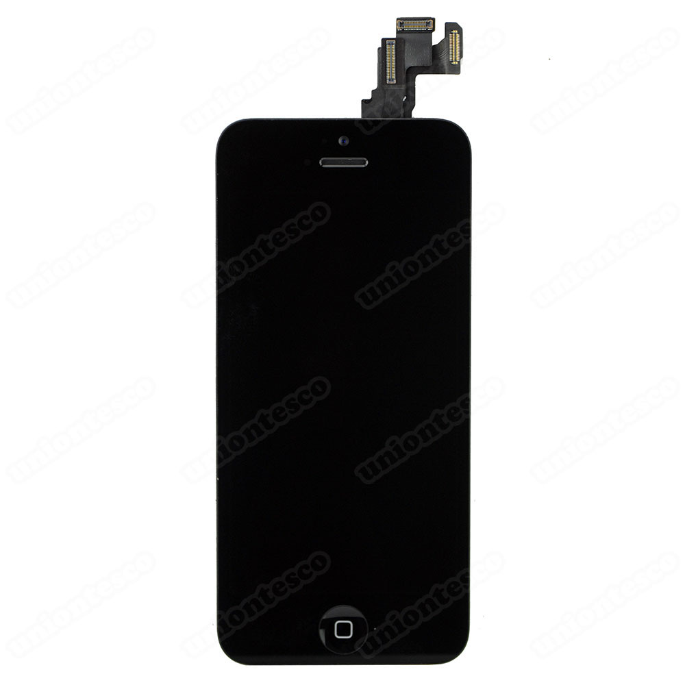 iPhone 5C LCD Screen Full Assembly Black