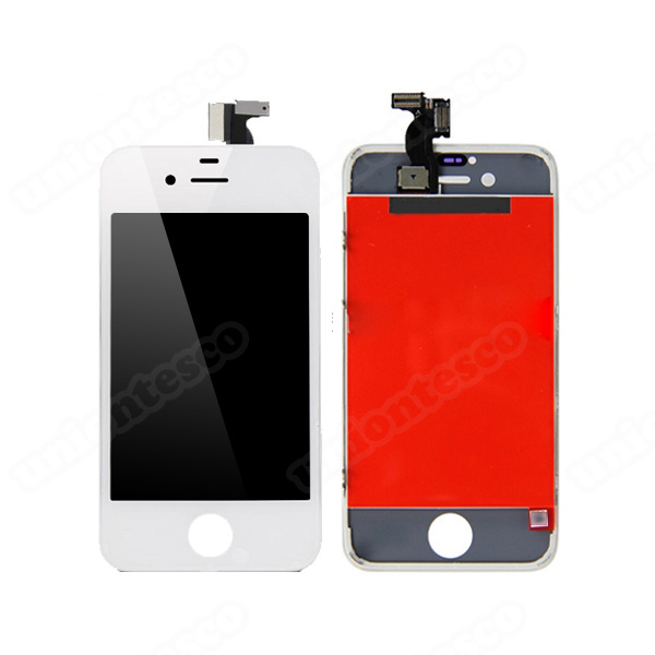 iPhone 4S LCD Touch Screen Digitizer Assembly White