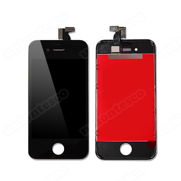 iPhone 4S LCD Touch Screen Digitizer Assembly Black