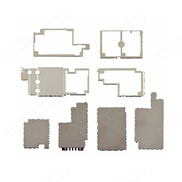 iPhone 4 Silver EMI Shields