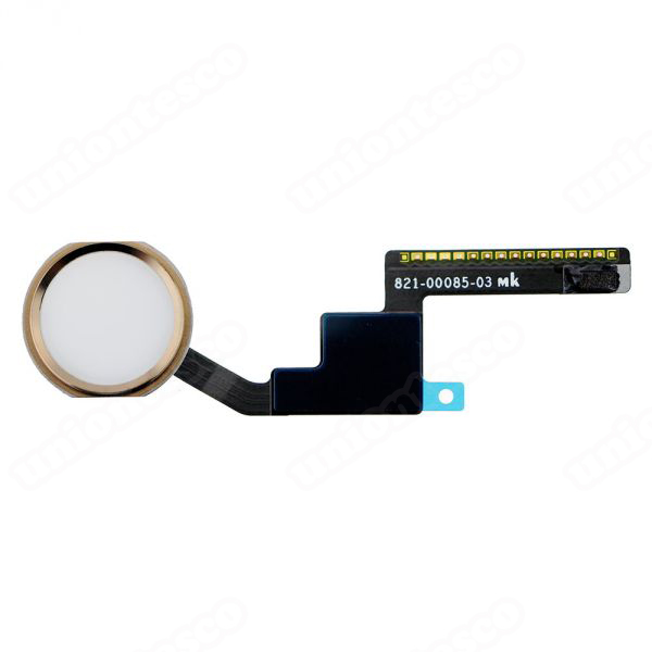 iPad Mini 3 Home Button Assembly - Gold
