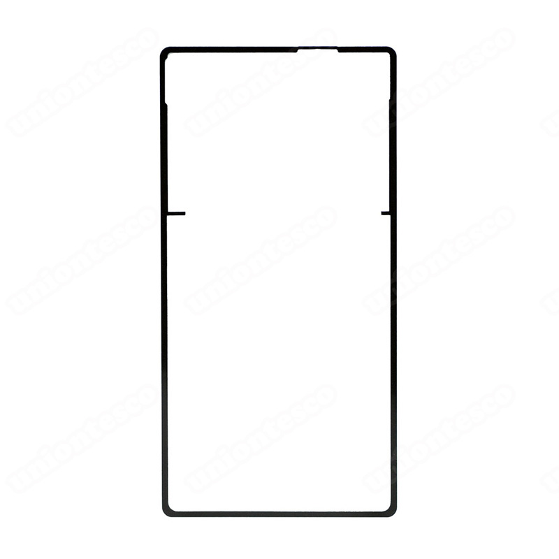 Sony Xperia Z L36h Back Cover Adhesive
