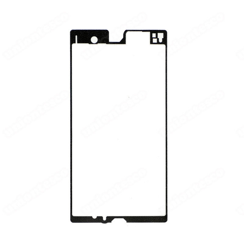 Sony Xperia Z L36h Front Housing Adhesive