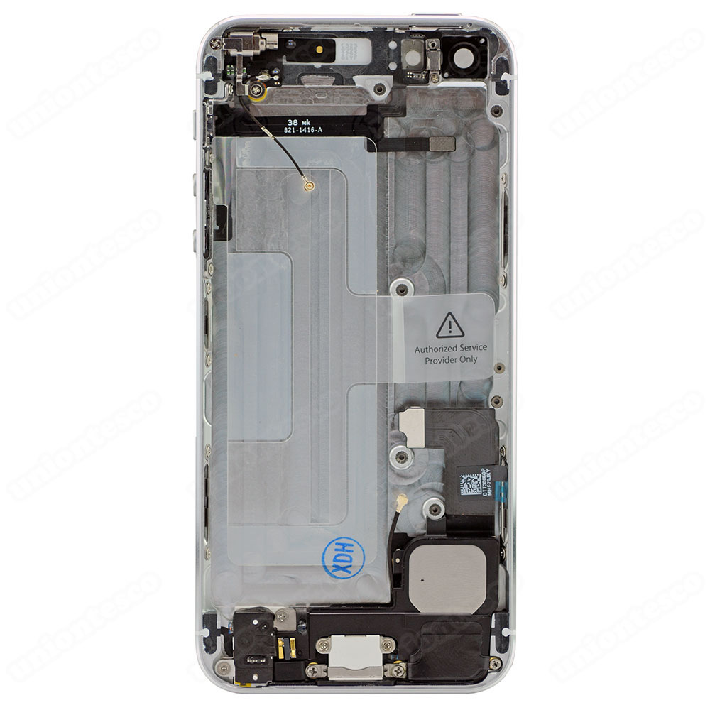 iPhone 5 Silver Back Housing Cover Assembly