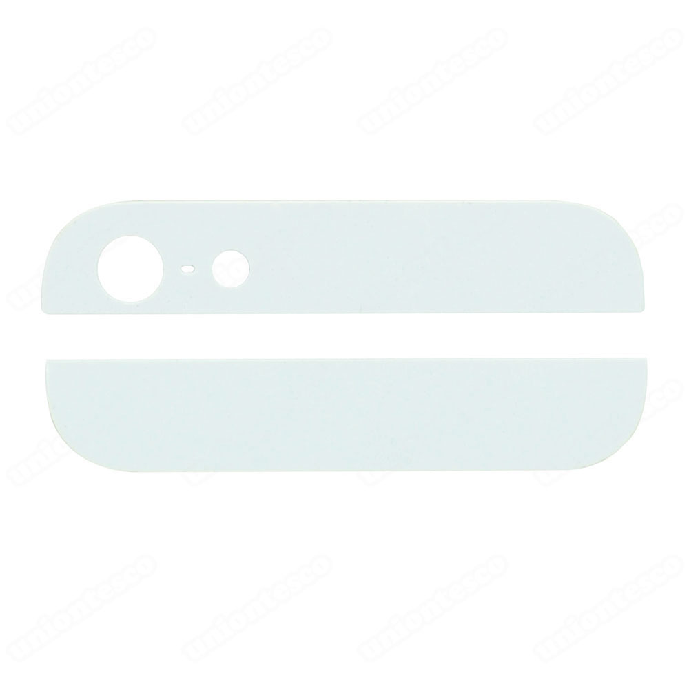 iPhone 5 White Top and Bottom Glass Cover