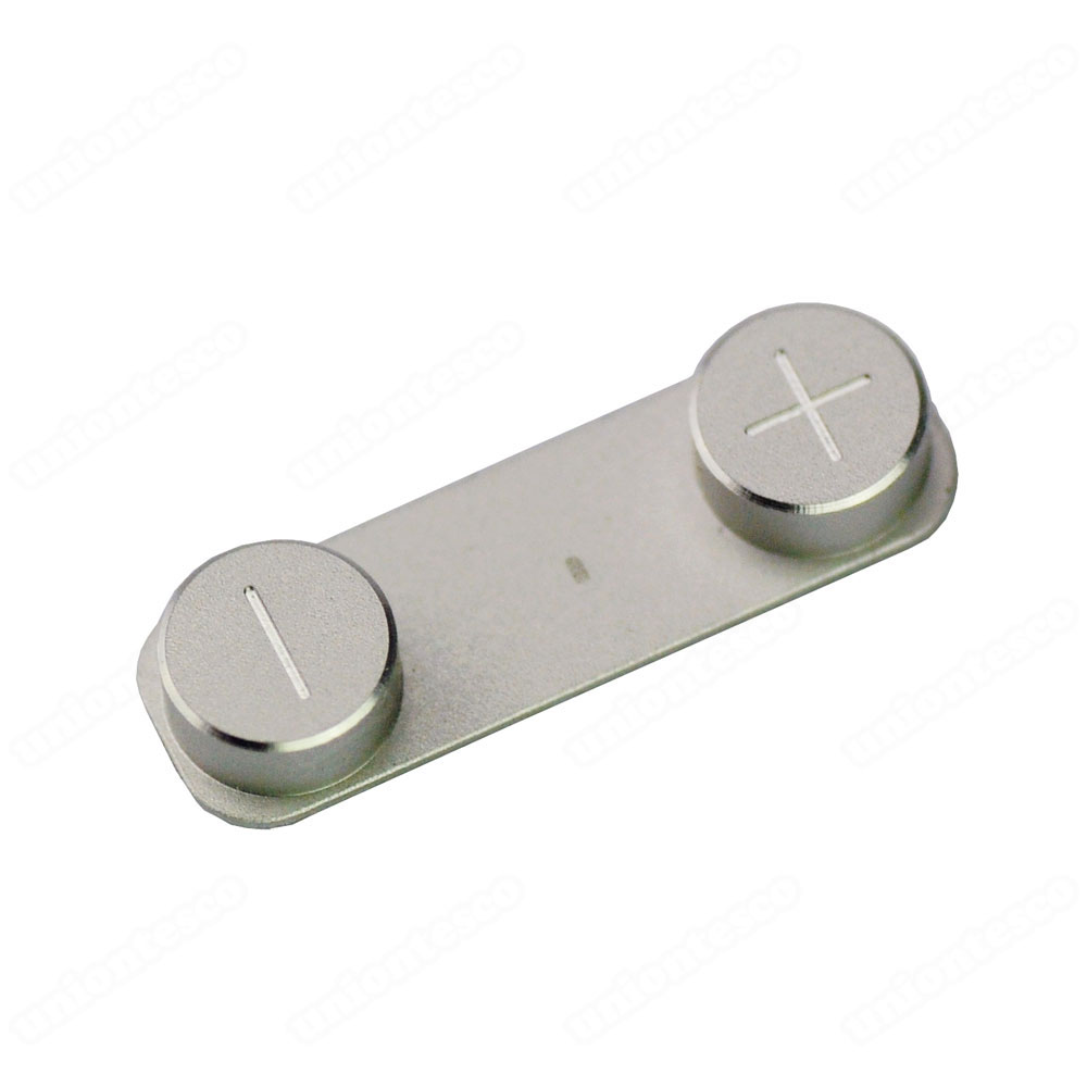 iPhone 5 Volume Button Silver