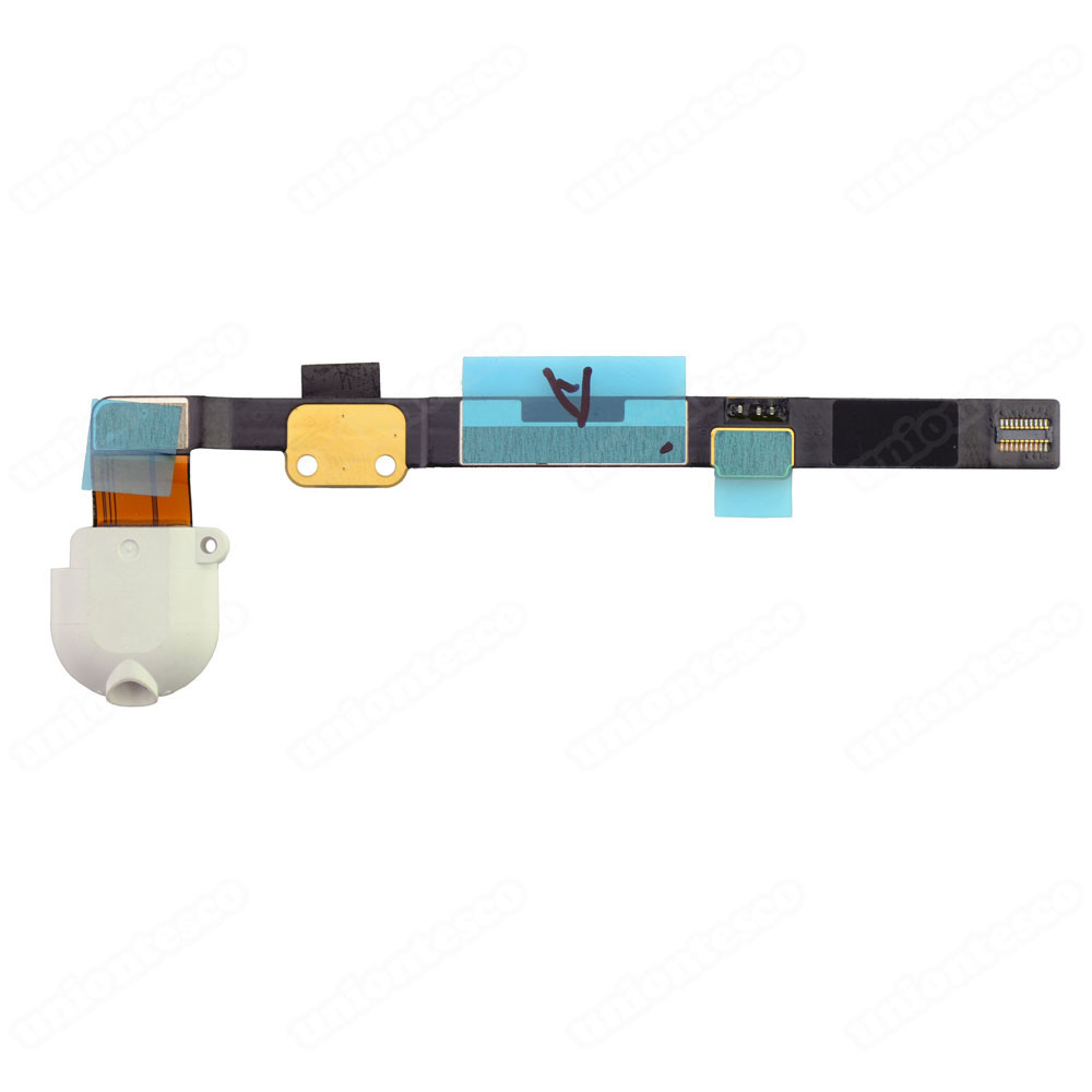 iPad Mini Headphone Audio Jack Flex Cable White