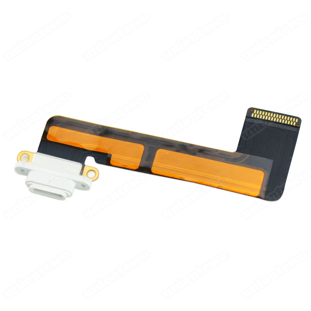 iPad Mini Lightning Connector Flex Cable White