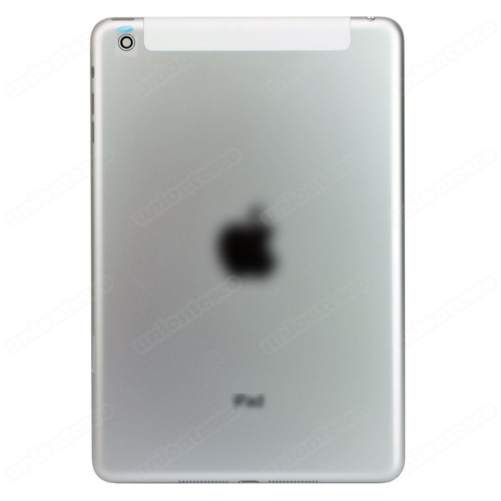 iPad Mini Silver Back Cover - 4G Version