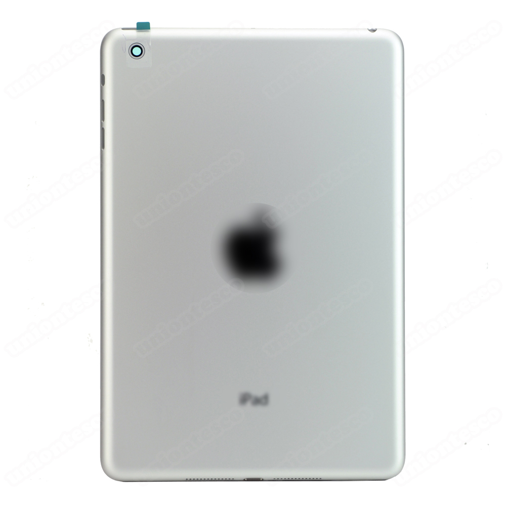 iPad Mini Silver Back Cover - WIFI Version