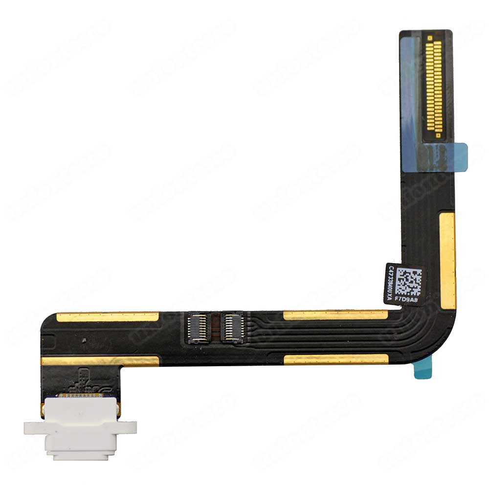 iPad Air Dock Connector Flex Cable - White
