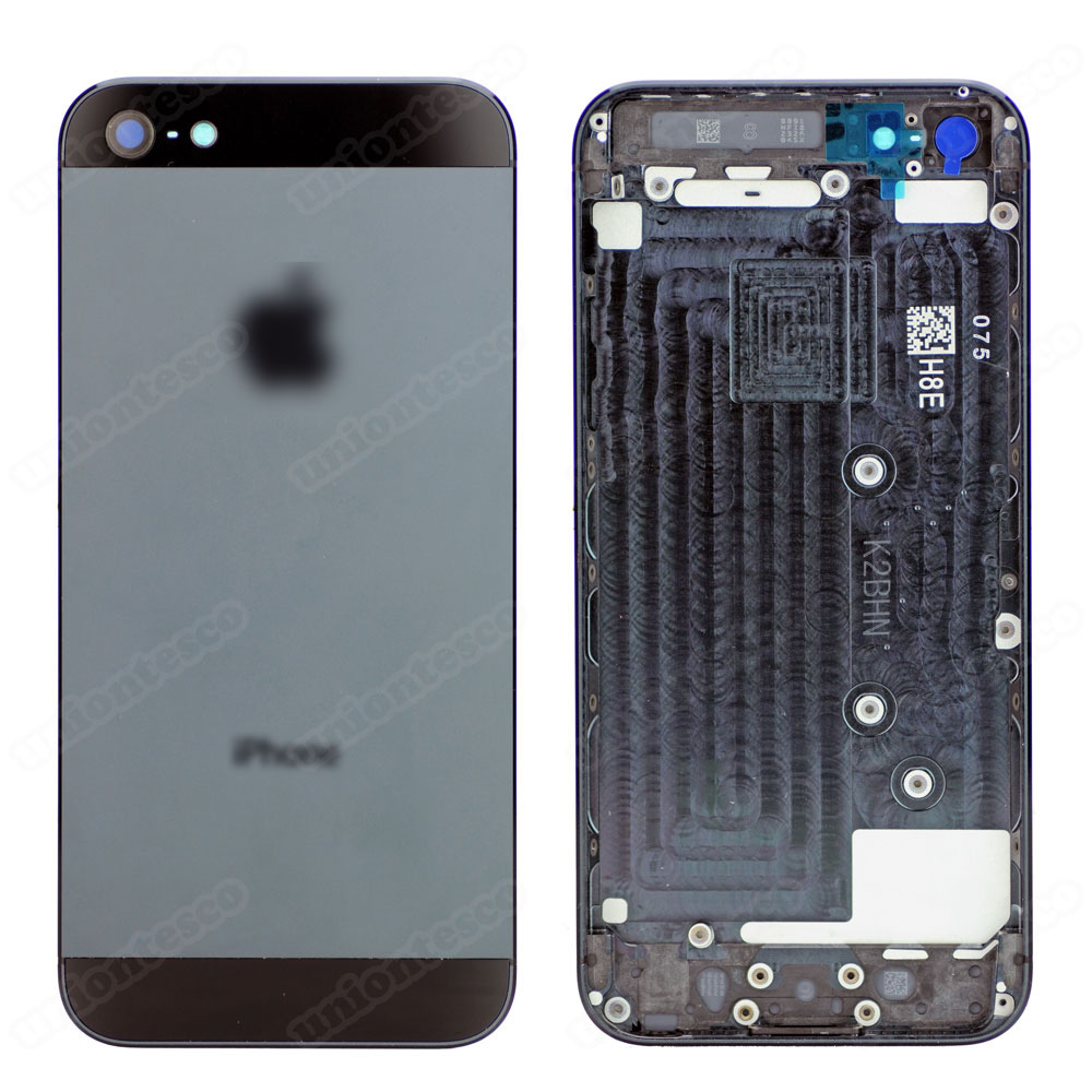 iPhone 5 Back Cover Black
