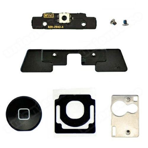 iPad 2 Digitizer Mounting Kit with Black Button