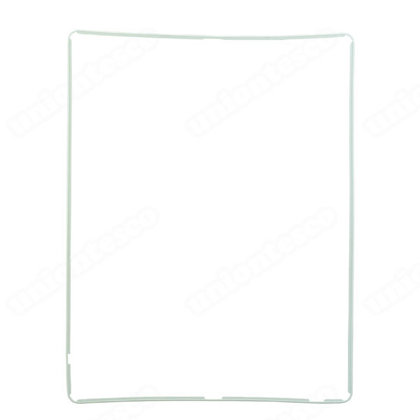 iPad 2 LCD Screen Supporting Frame White