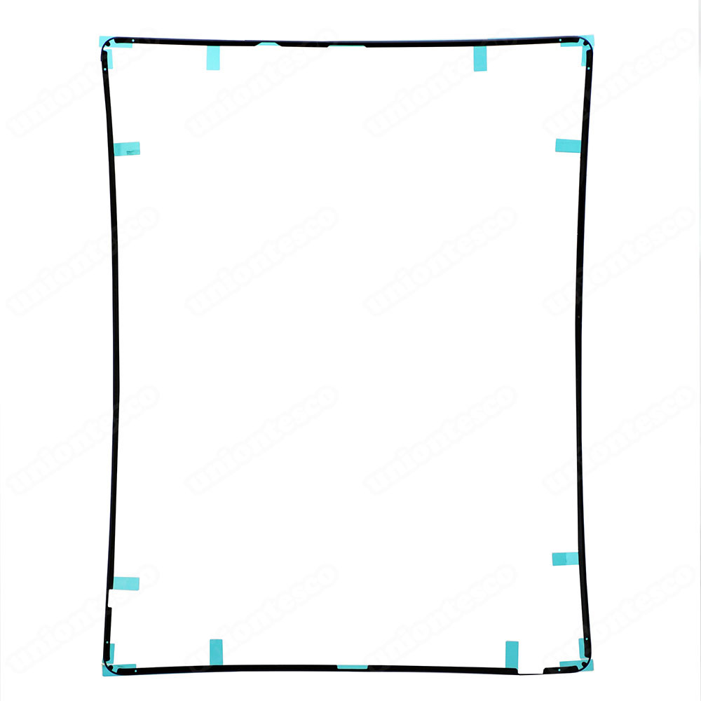 iPad 2 LCD Screen Supporting Frame with Adhesive Black