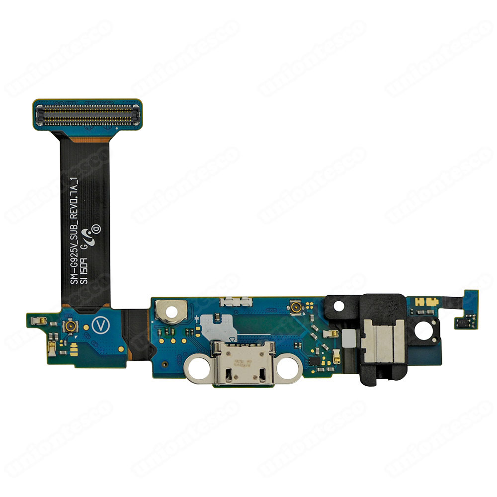 Samsung Galaxy S6 Edge G925V Charging Port Flex Cable