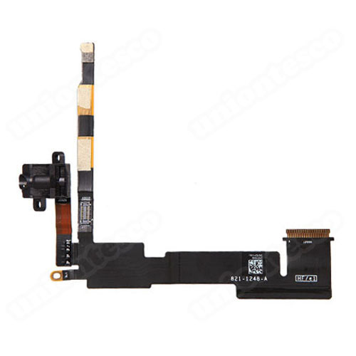 iPad 2 WiFi Version Headphone Audio Jack Flex Cable