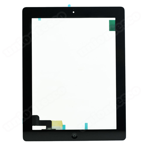 iPad 2 Black Touch Screen Assembly
