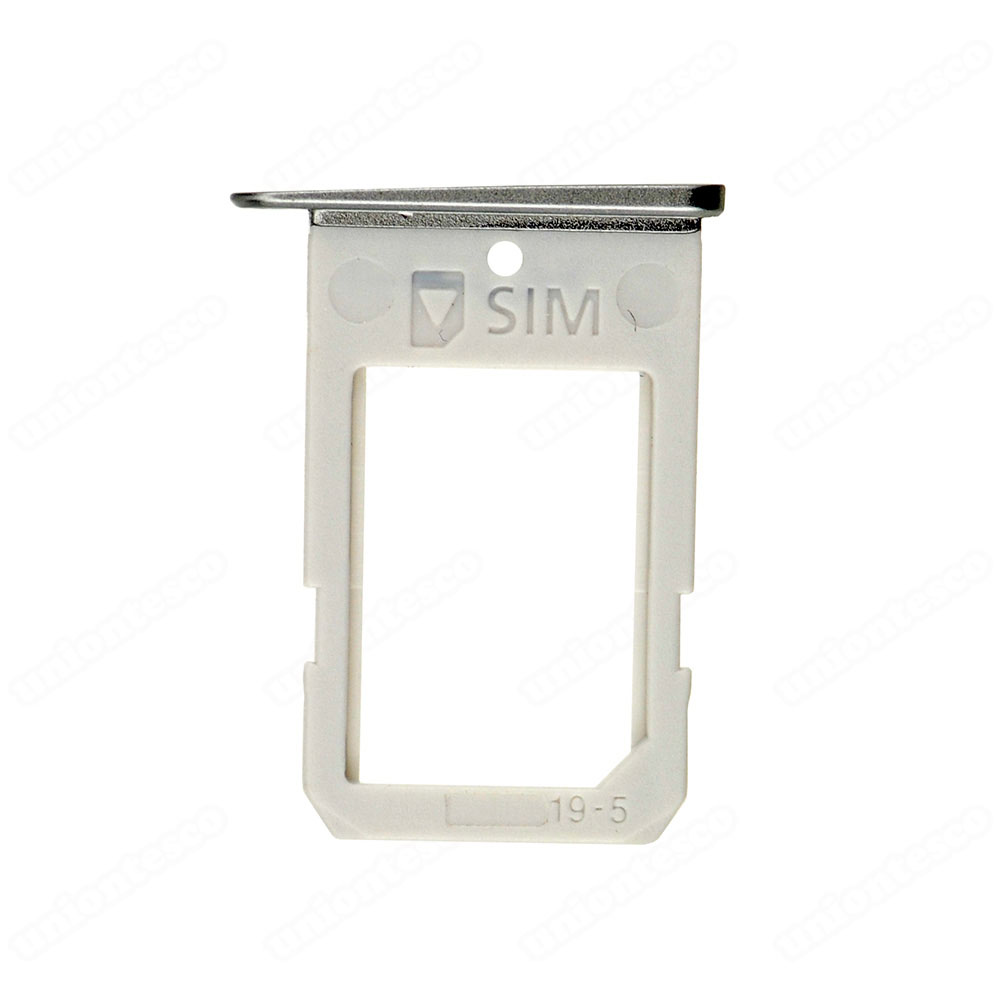 Samsung Galaxy S6 Edge Series SIM Card Tray Gray