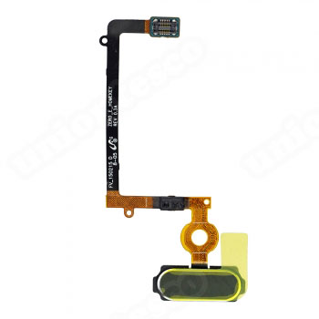Samsung Galaxy S6 Edge SM-G925 Home Button Felx Cable - Black