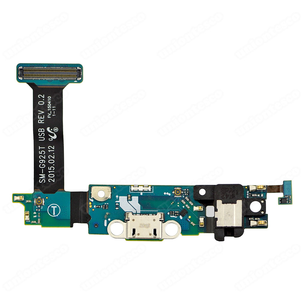 Samsung Galaxy S6 Edge SM-G925T Charging Port Flex Cable