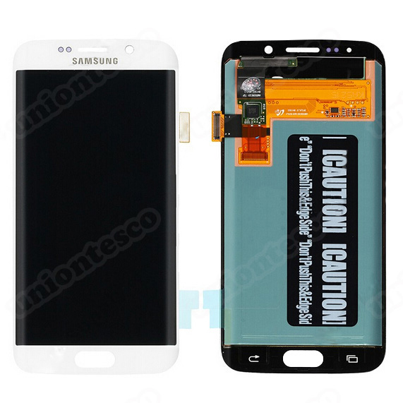 Samsung Galaxy S6 Edge SM-G925A LCD Screen and Digitizer Assembly Without Home B