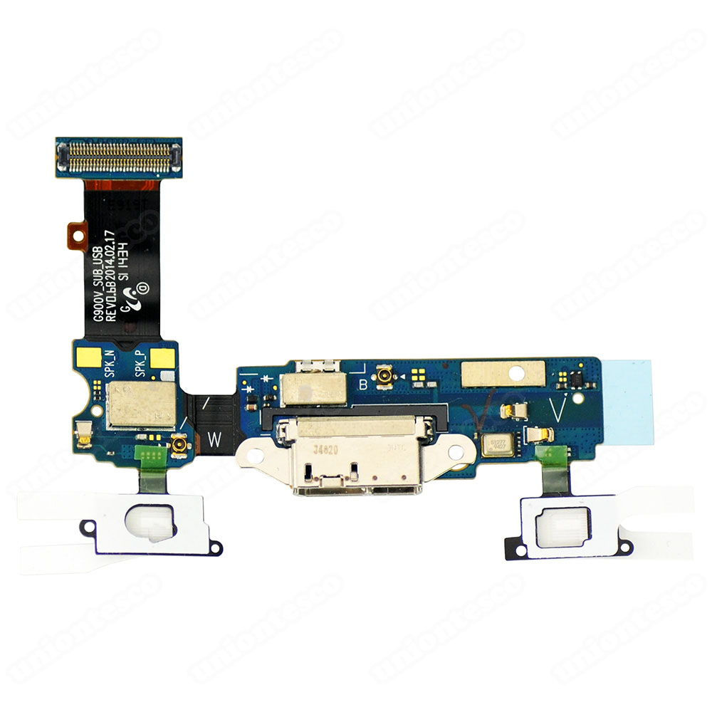 Samsung Galaxy S5 G900V Charging Port Flex Cable