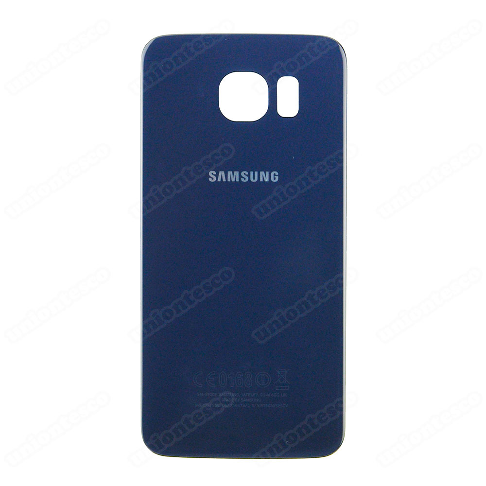 Samsung Galaxy S6 SM-G920 Back Cover - Pebble Blue