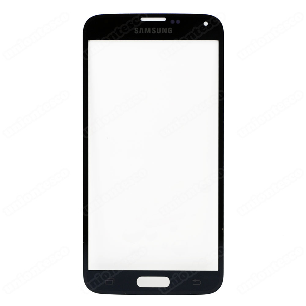 Samsung Galaxy S5 Front Glass Black
