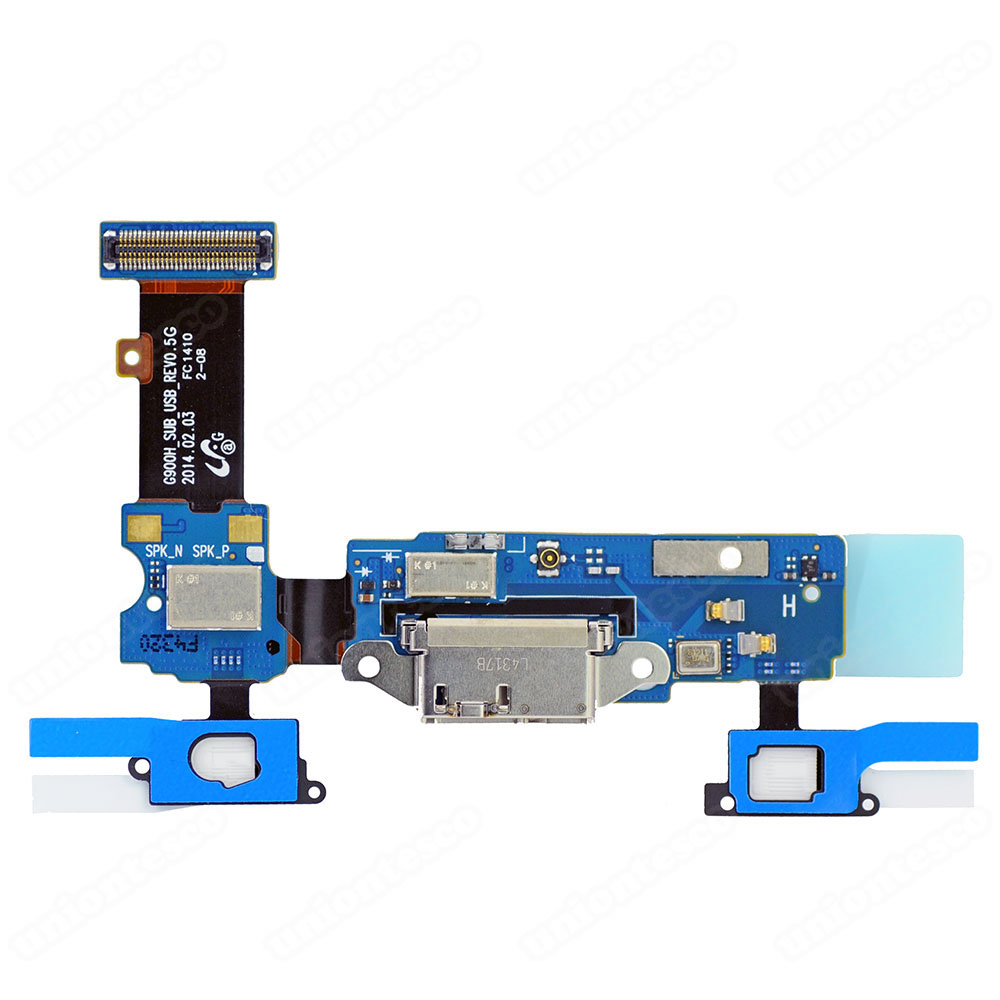 Samsung Galaxy S5 G900H Charging Port Flex Cable