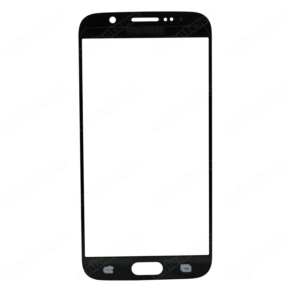 Samsung Galaxy S6 Front Glass Lens - Pebble Blue