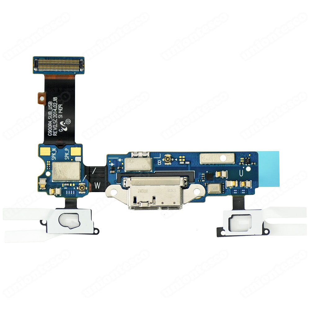 Samsung Galaxy S5 G900R4 Charging Port Flex Cable