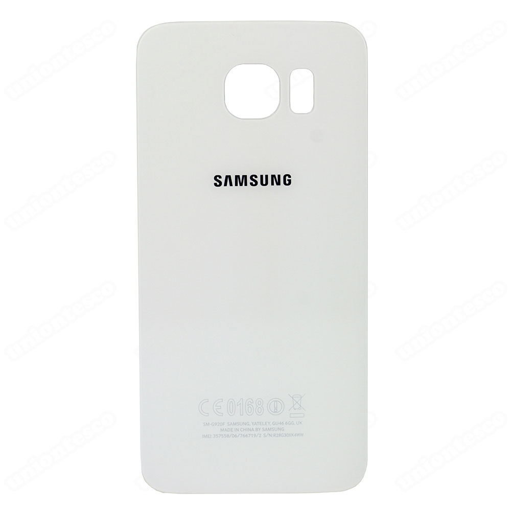 Samsung Galaxy S6 SM-G920 Back Cover - White