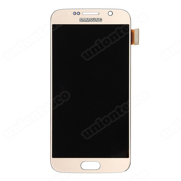 Samsung Galaxy S6 SM-G920 LCD Screen and Digitizer Assembly Without Home Button