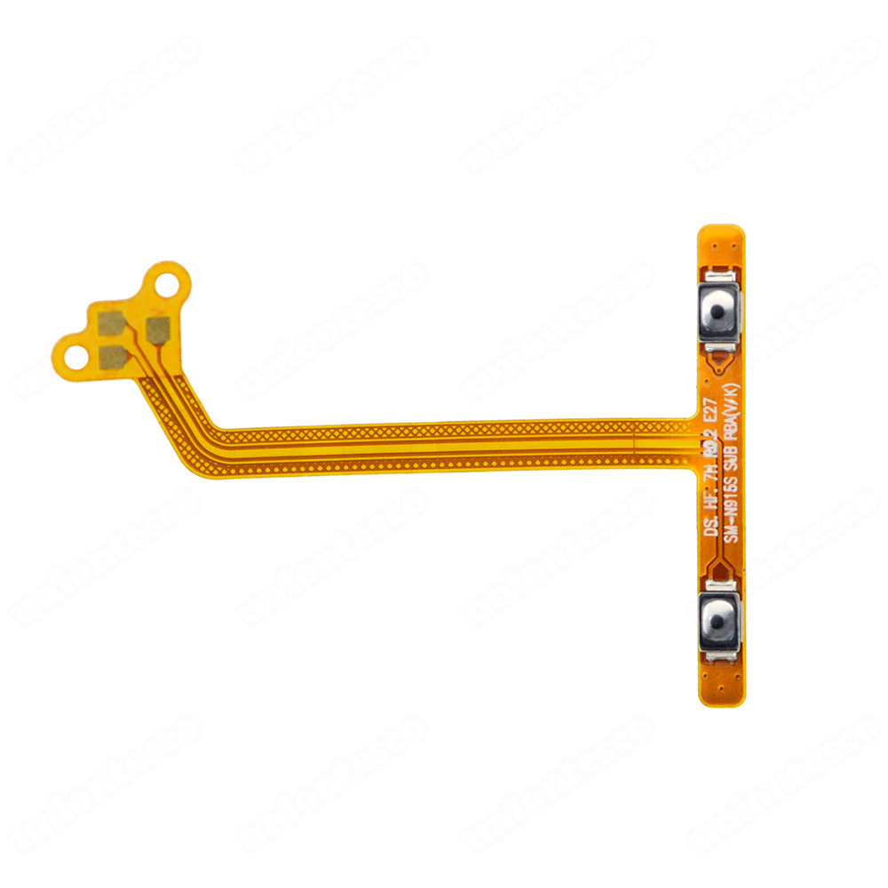 Samsung Galaxy Note Edge N915S Volume Button Flex Cable