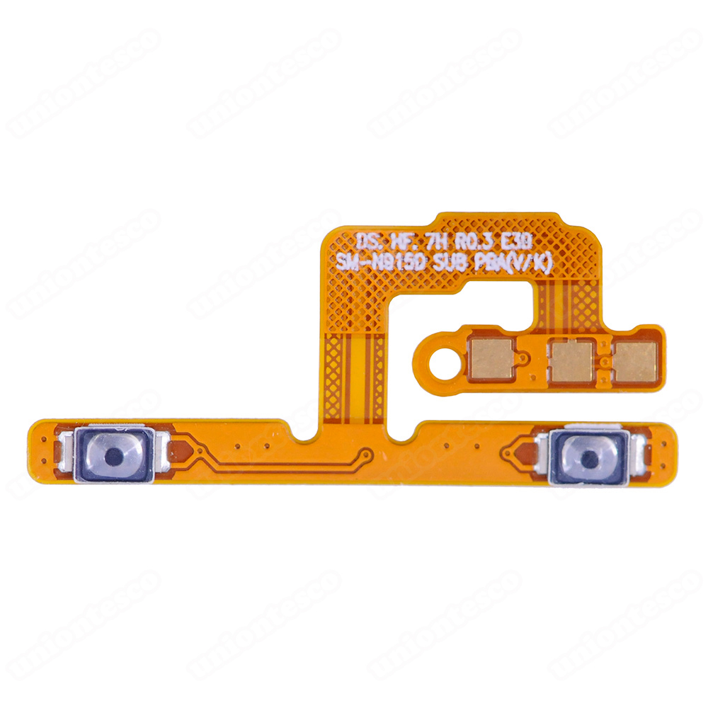 Samsung Galaxy Note Edge N915D Volume Button Flex Cable